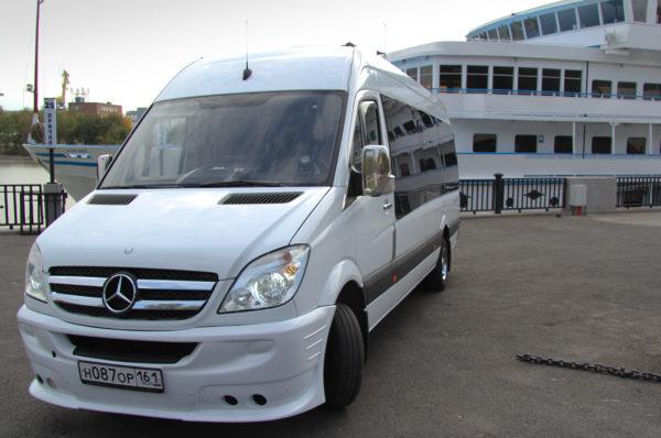 MercedesBenz «Sprinter» 515