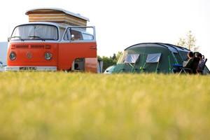 Необычный микроавтобус – палатка