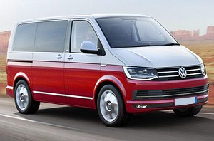 Микроавтобус Volkswagen T6 — долгожданная новинка